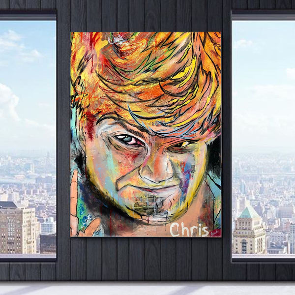 Chris Farley Art For The Wall