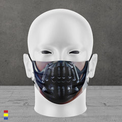 VILLAIN FACE MASK