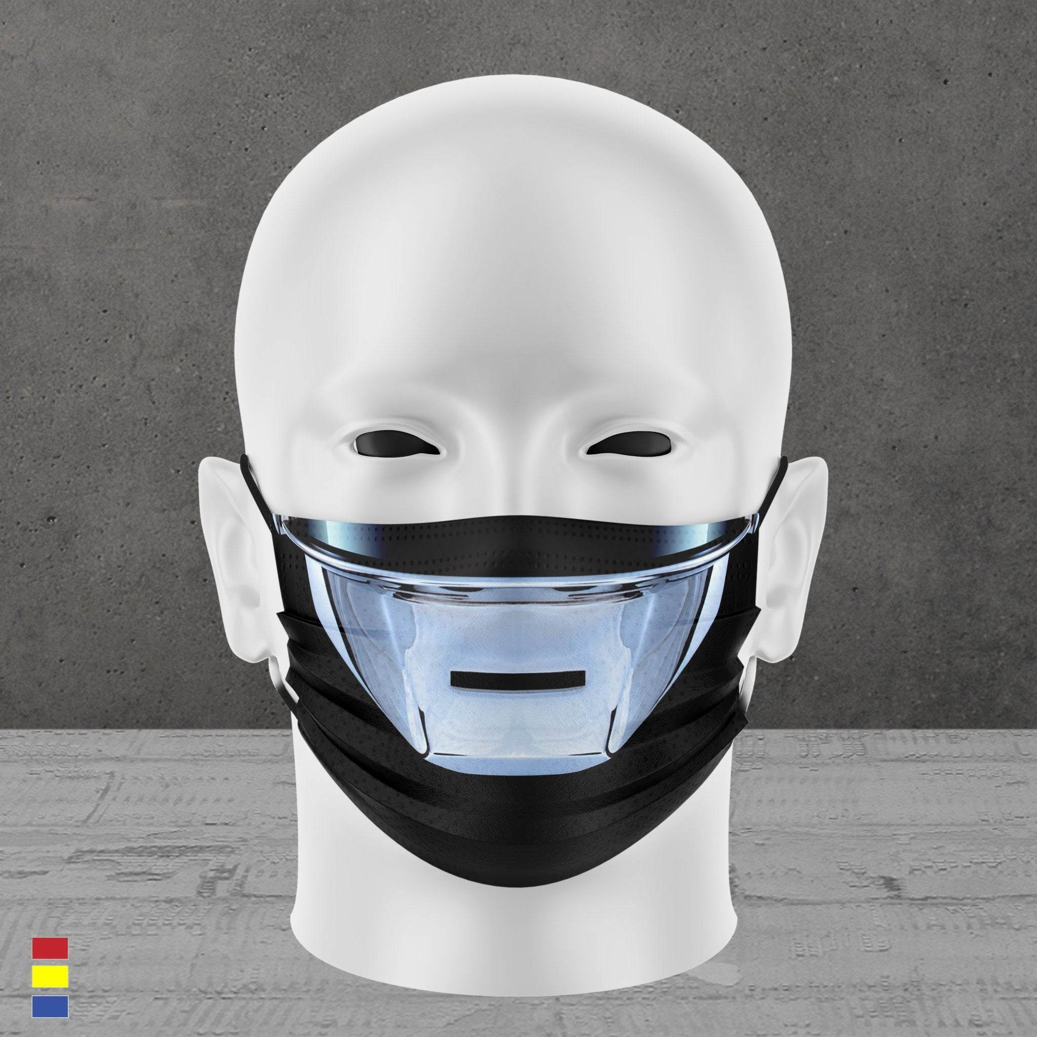 THOMAS BANGALTER FACE MASK