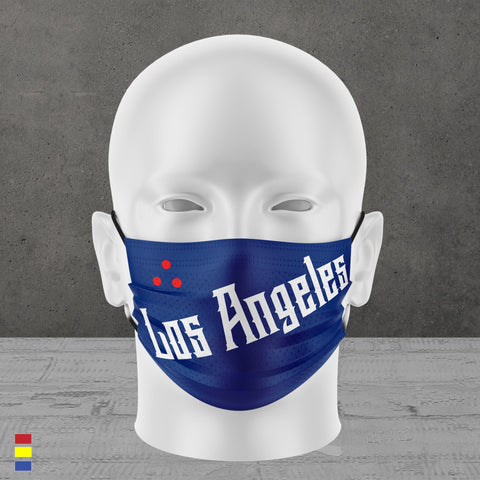 LOS ANGELES FACE MASK DG