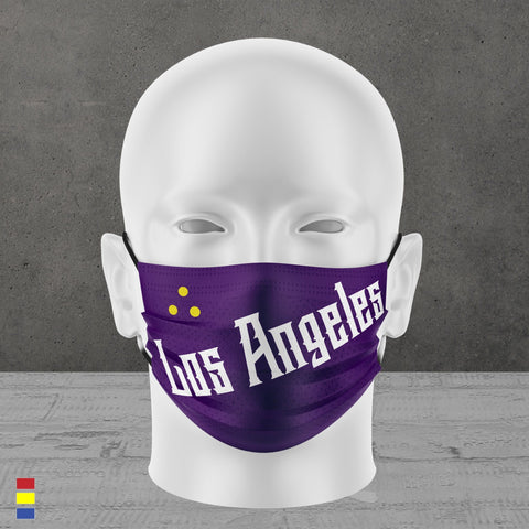 LOS ANGELES FACE MASK LK