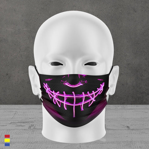 PURGE FACE MASK (pink)