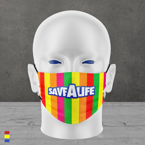 SAVE-A-LIFE FACE MASK