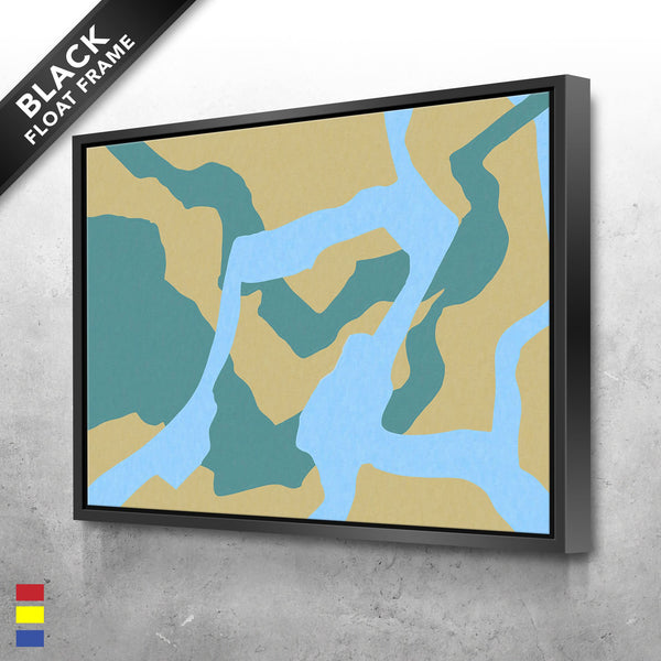 Camouflage Canvas Prints