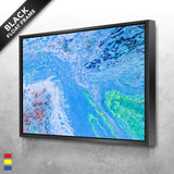 Wave Canvas Prints