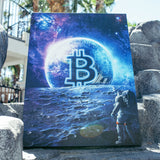 Bitcoin Art For The Wall