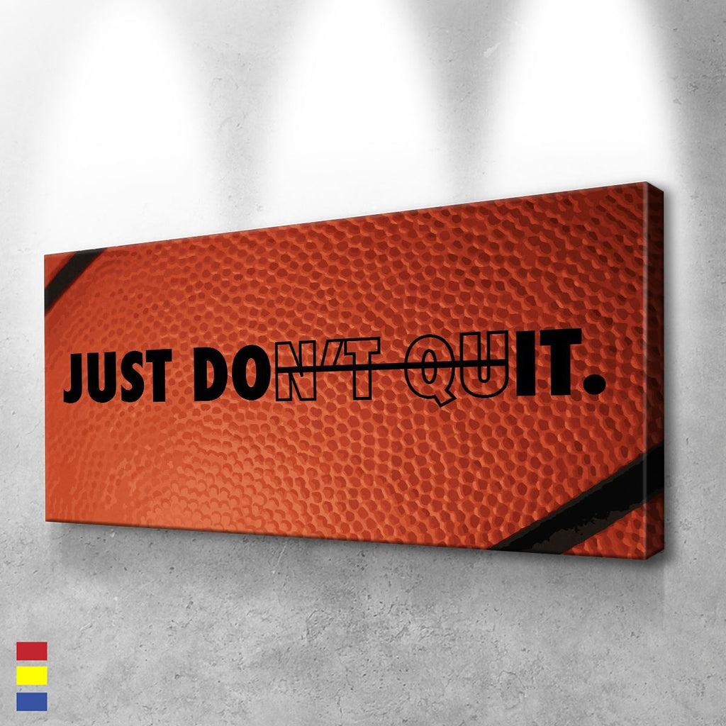 Don't Quit (Basketball)