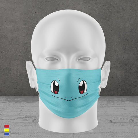 Water Type Face Mask