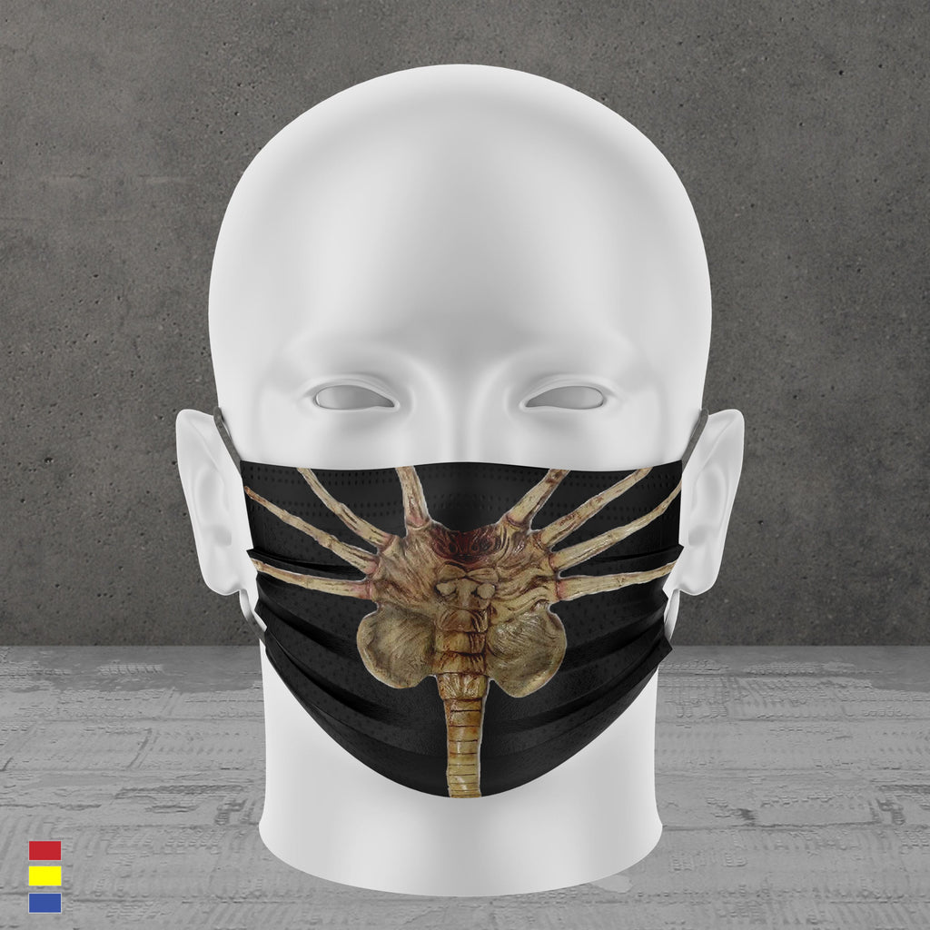 Face Hugger Face Mask
