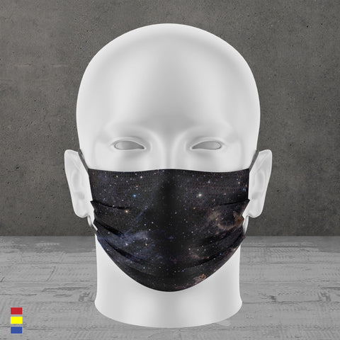 Deep Space Face Mask