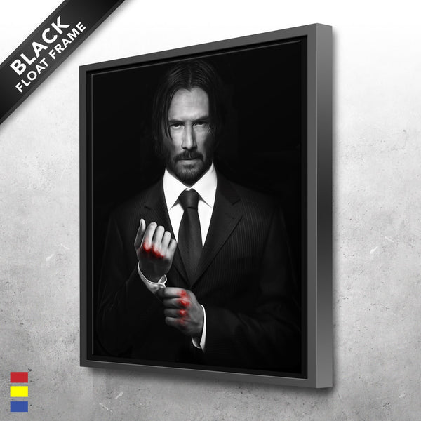 John Wick Canvas Prints