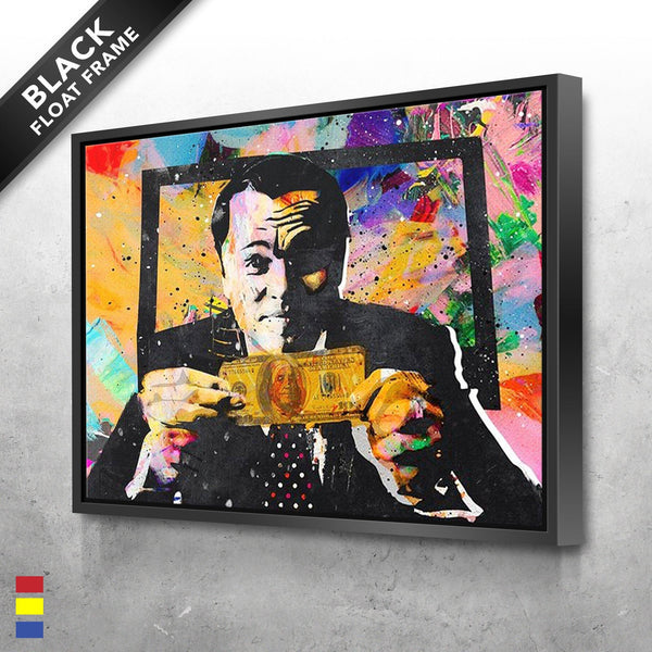 Invincible Canvas Wall Art By Canvas Cultures