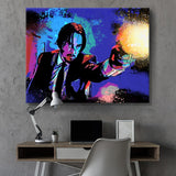 John Wick Art For The Wall