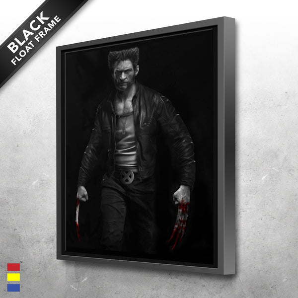 Wolverine Canvas Prints