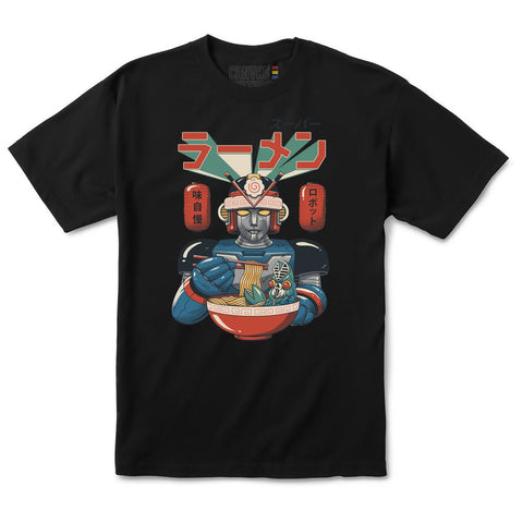 Super Ramen Bot T-Shirt