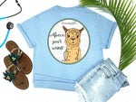 Southern Nurse Tees - Living Life In Scrubs - Alpaca Your Wound - Shirts With Sayings - LLAma T-Shirt - RN Comfort Wear - Preppy LPN Medical Top - Nursing Student Grad Gift - Cute Women Animal Shirt - Simply a blue graphic Tee