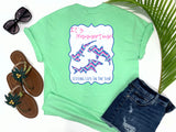 beach tee, its hammertime, hammerhead shark tee, girly shark tee, preppy t shirt, simply southern, beach shirts, shirts with sayings, resort wear, beach wear, fishing tee, girls fishing tee, woman fishing, graphic tee, graphic tees, vacation shirt, chevron shirt, cute shark tee, living life in the sun