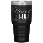nurse tumblers - LPN Gifts - Nurse Fuel - living life in scrubs