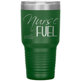 southern nurse tumblers - BSN Gifts - Nurse Fuel - living life in scrubs