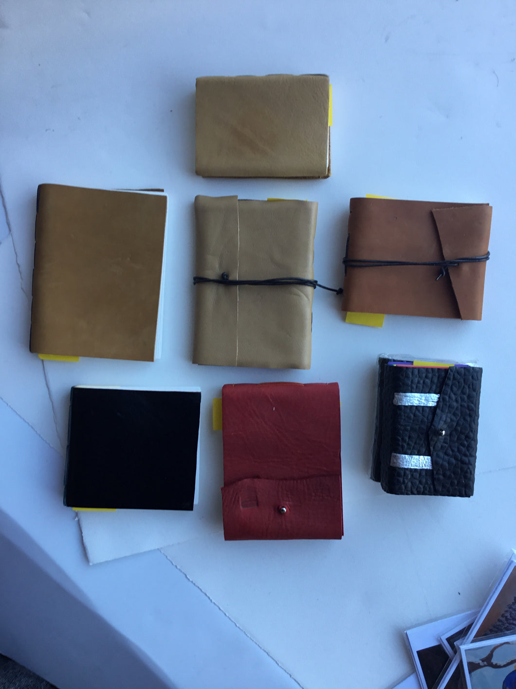 Assorted Leather Journals