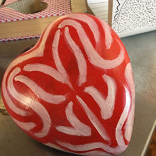Heart Shaped Ceramic Box