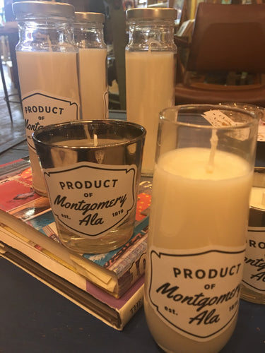 P.O.M. Candles