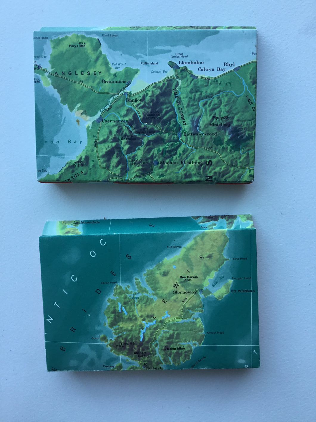 Small Map Journals