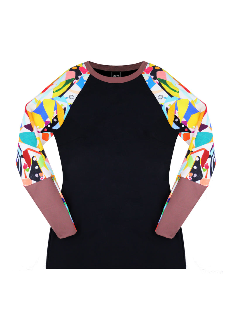 The TANI Rash Guard in Matisse