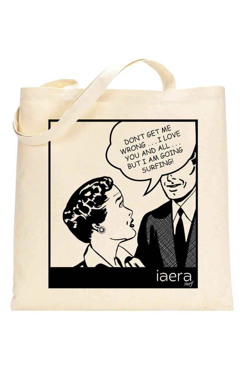 The ILU Brand Tote