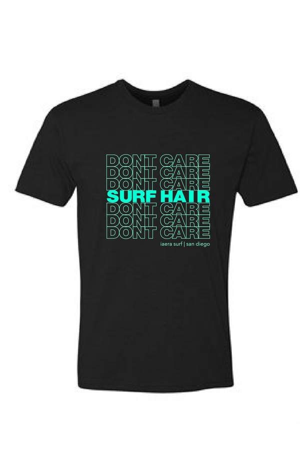 Surf Hair, Don't Care! Men's Crew