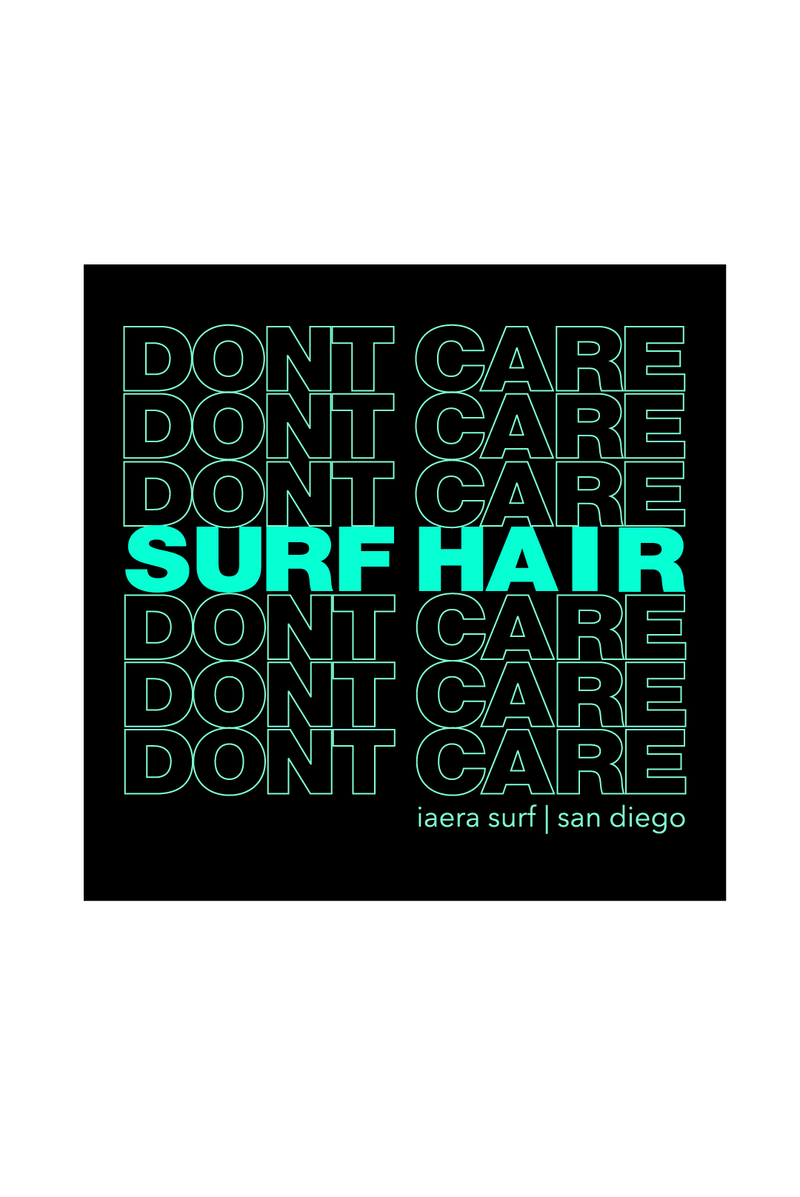 Don't Care! Men's Crew