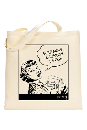 The Surf Now! Brand Tote