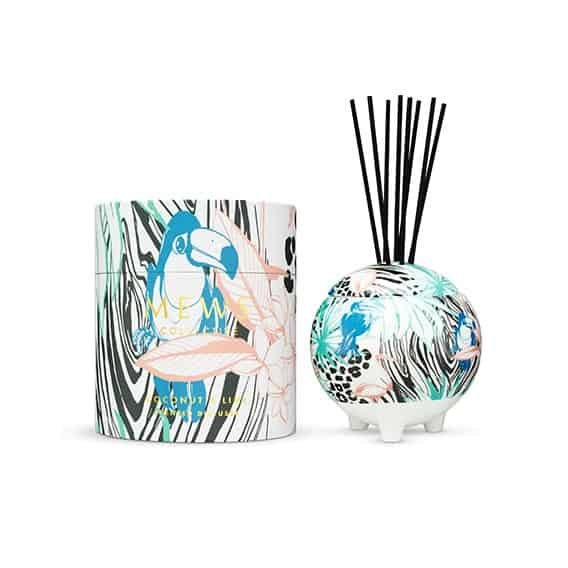 Coconut & Lime Ceramic Diffuser 350ml