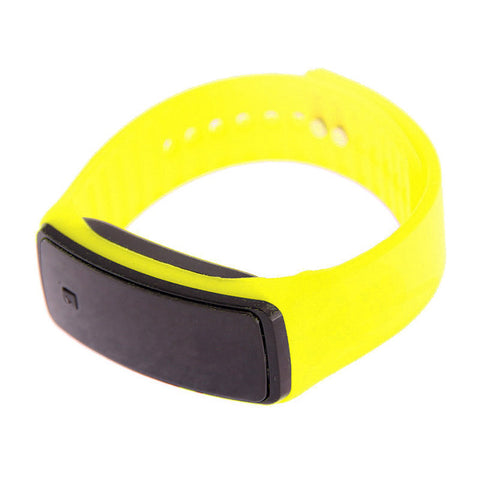 LED Sports Silicone Watchband