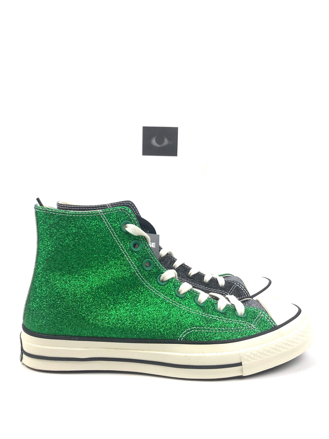 b1aee6cd1ca78 ... coupon code for jw anderson x converse chuck taylor all star 70s hi  glitter green black