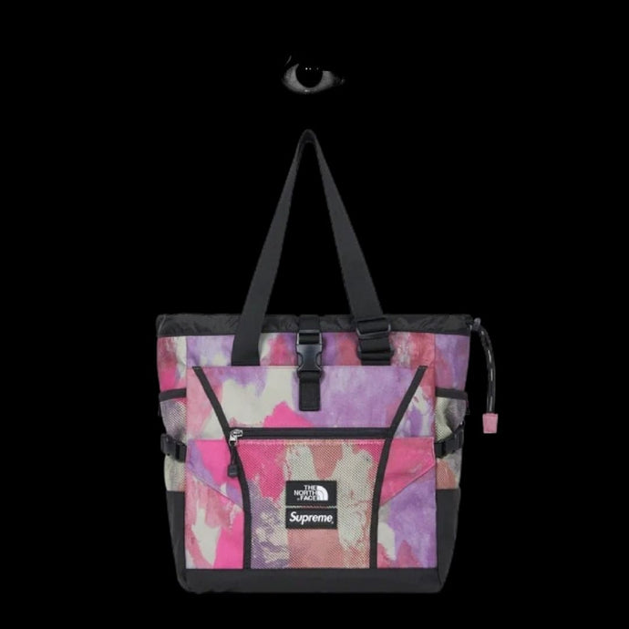 Supreme x The North Face Adventure Tote Bag- MultiColor