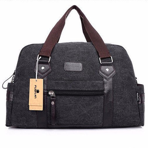 Bag - Canvas Travel Bag