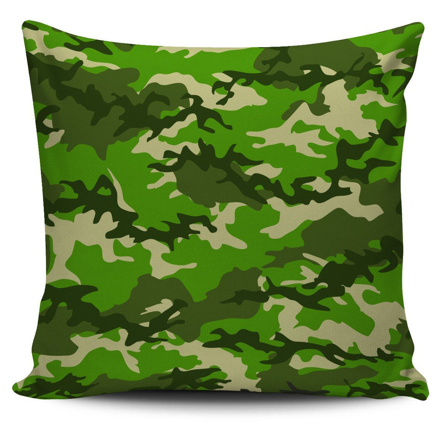 Pillow Cover - Camouflage Jungle - Pillow/Cushion Cover