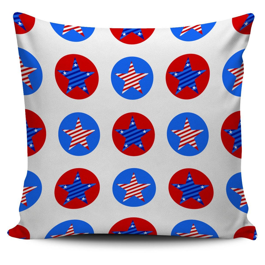 Pillow Cover - Round Stars - Pillow/Cushion Cover