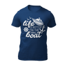 Cruise, Boat Life is Better Unisex Shirt - The Tees Store