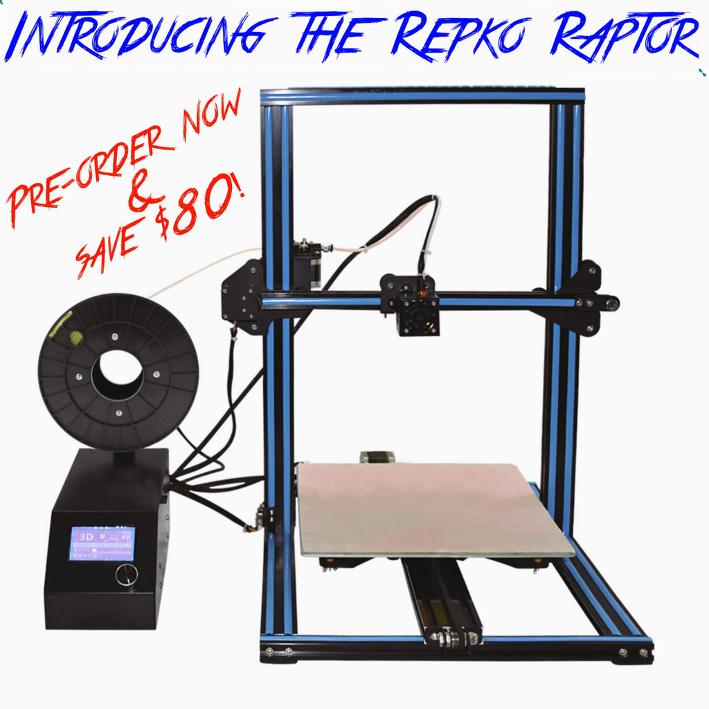 Introducing the Repko Raptor!