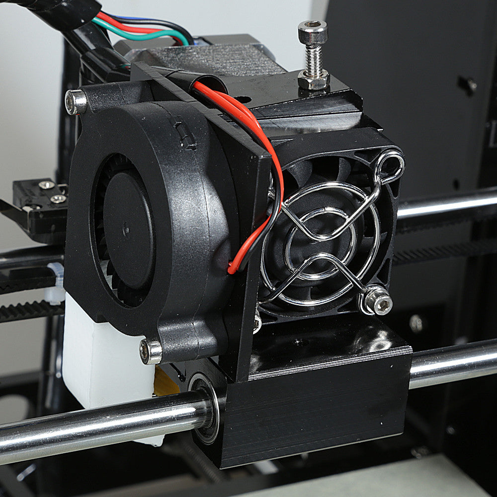Anet A6 - Back of Extruder