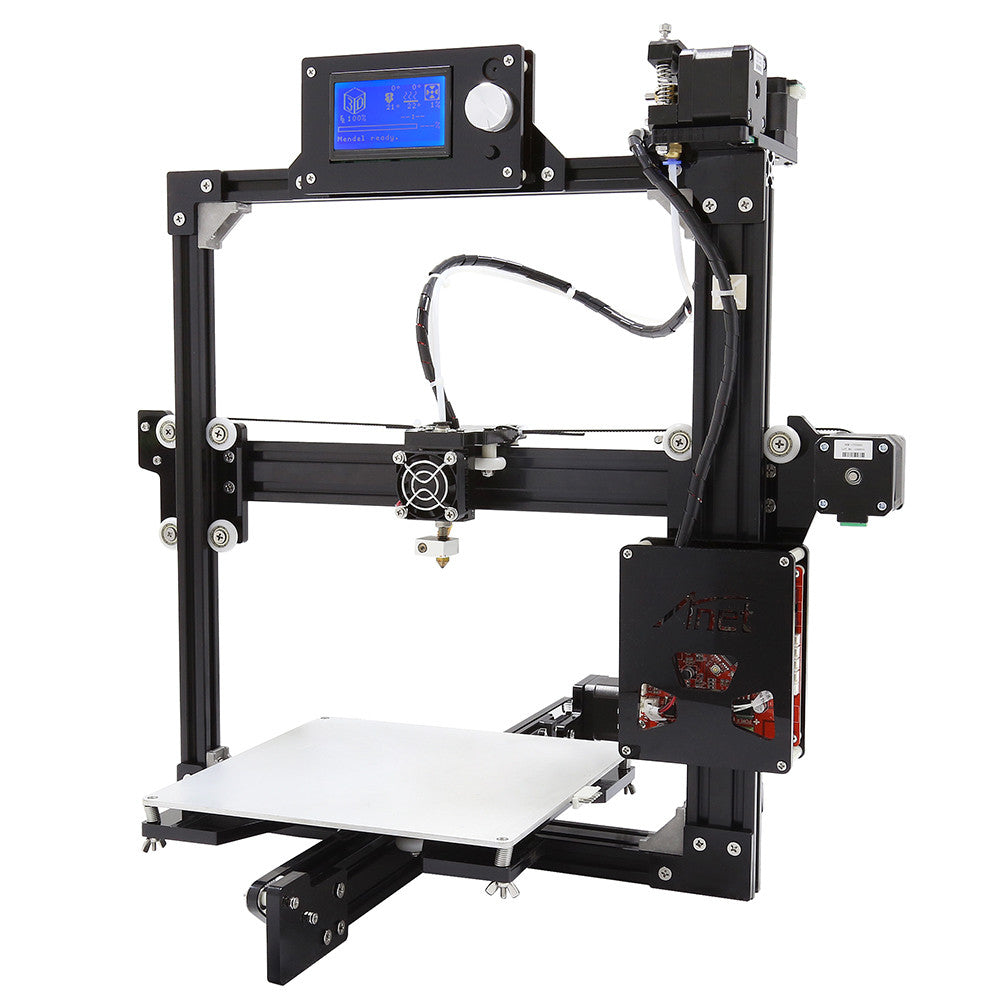 Anet A2 3D Printer - Side View
