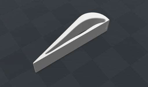 Downloadable Door Stop 3D Printing File