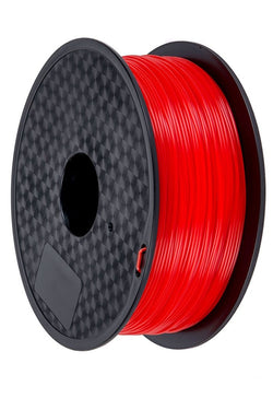 ABS Filament (Red) - 1kg Roll - 1.75 mm