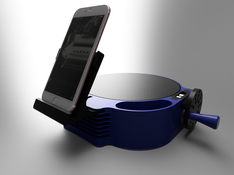 3D iPhone Scanner