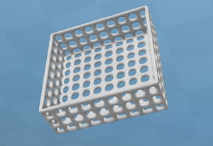 Downloadable Basket 3D Printing File