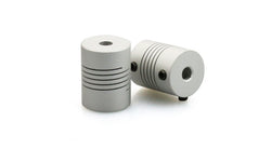 Aluminum Coupling for 3D Printer