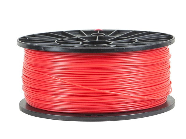 PLA Filament (Red) - 1kg Roll - 1.75 mm