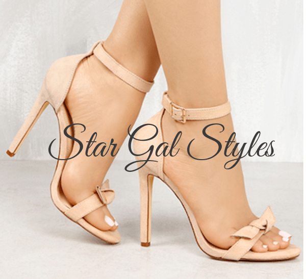 Bow Intentions Nude Single Sole Heel - FINAL SALE